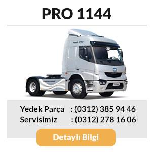 BMC PRO 1144 Yedek Parçaları ve Servisi