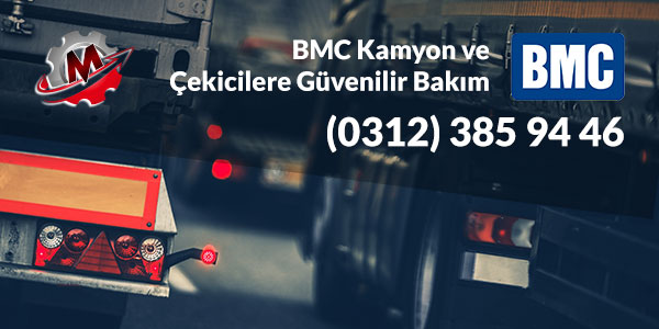 BMC Fatih kamyon Piston ve biyel kolu