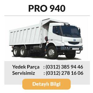 BMC PRO 940 Yedek Parçaları ve Servisi