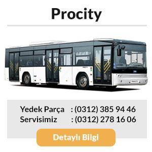 BMC Procity Otobüs Yedek Parça ve Servisi