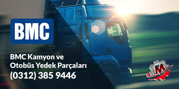 BMC Kamyon Servisi
