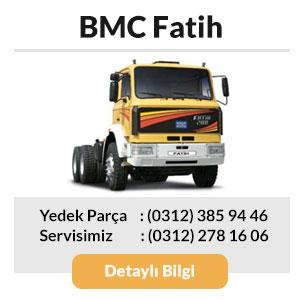 BMC Fatih Kamyon Yedek Parçaları ve Servisi