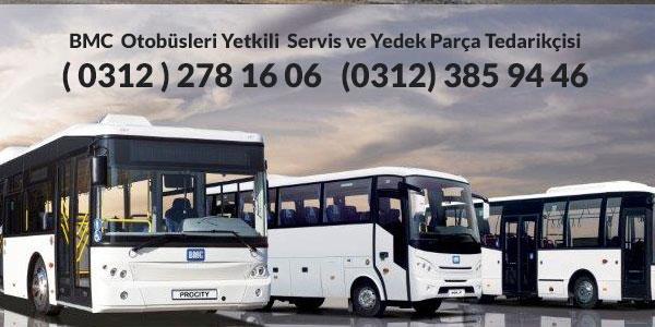 BMC Otobüs Servisi